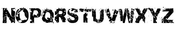 SoulMission Font UPPERCASE