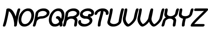 Soup Recipe Bold Italic Font UPPERCASE