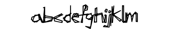 SoupKitchen Font LOWERCASE