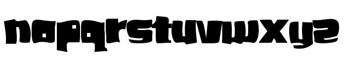SoupLeaf Font LOWERCASE