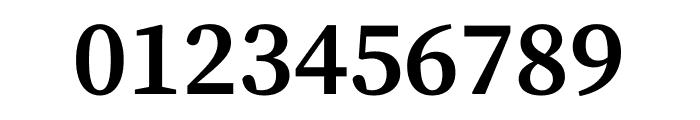 Source Serif Pro SemiBold Font OTHER CHARS