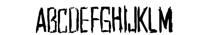 SouthWest Font LOWERCASE