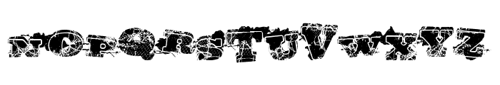SouthernRiots Font UPPERCASE