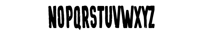 Sovereignty Font LOWERCASE