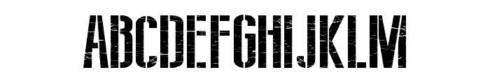 Soviet Style Font LOWERCASE