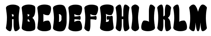 Soy Sauce Junky__G Font LOWERCASE