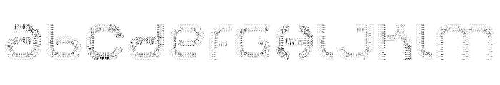 soda light Font LOWERCASE
