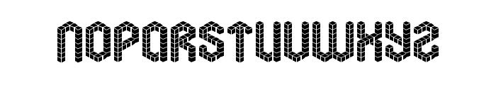 soma Regular Font UPPERCASE