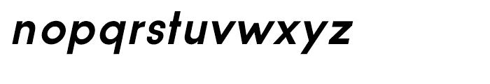 Sofia Bold Italic Font LOWERCASE