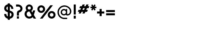 Sofia Medium Font OTHER CHARS
