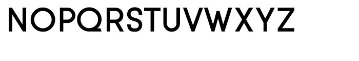 Sofia Medium Font UPPERCASE