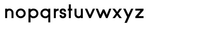 Sofia Medium Font LOWERCASE
