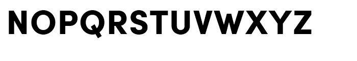 Sofia Pro Black Font UPPERCASE