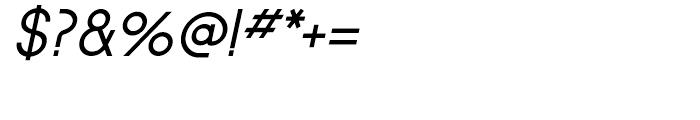 Sofia Regular Italic Font OTHER CHARS
