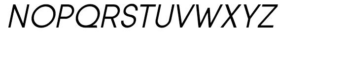 Sofia Regular Italic Font UPPERCASE