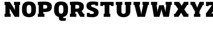 Soho Extra Bold Font UPPERCASE
