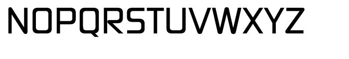 Sol Medium Font UPPERCASE