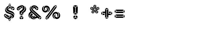 Soleil Magic Caps YinYang Font OTHER CHARS