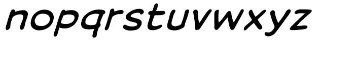 Soliloquous Italic Font LOWERCASE