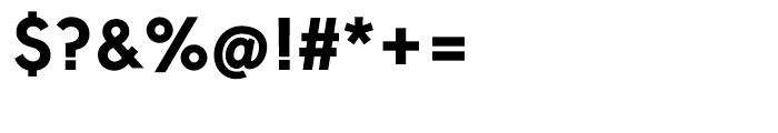 Solomon Black Font OTHER CHARS