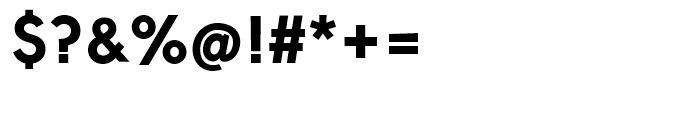 Solomon Sans Bold Font OTHER CHARS