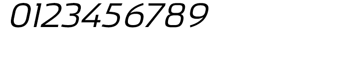 Sommet Italic Font OTHER CHARS