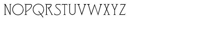 Sophisticated Lady NF Regular Font UPPERCASE
