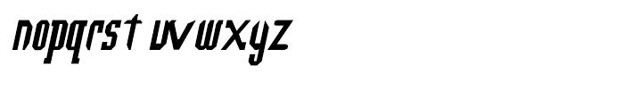 Southem Colonialist Italic Font LOWERCASE