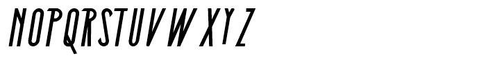 Southern Flight Bold Font UPPERCASE