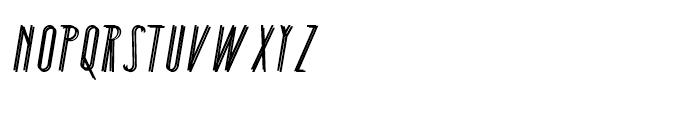 Southern Flight Regular 3 Font UPPERCASE
