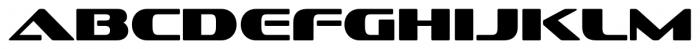 Sofachrome Regular Font LOWERCASE