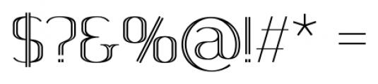 SomaSkript Incised Font OTHER CHARS