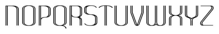 SomaSkript Incised Font UPPERCASE