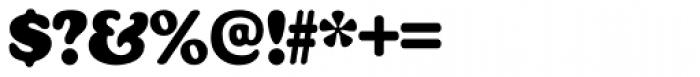 Soap Regular Font OTHER CHARS