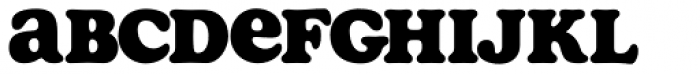 Soap Regular Font LOWERCASE