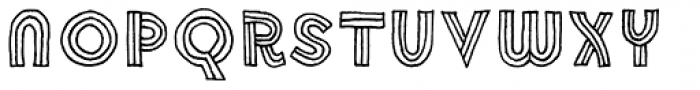 Soccerboy Font LOWERCASE