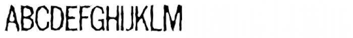 Sodomy AOE Font UPPERCASE