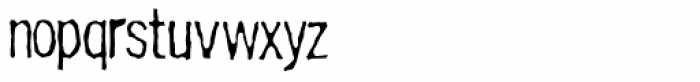 Sodomy AOE Font LOWERCASE