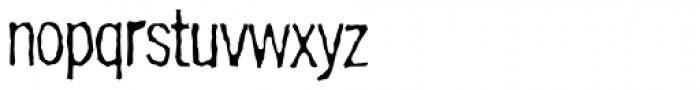 Sodomy Pro AOE Font LOWERCASE