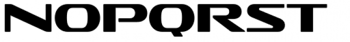 Sofachrome Book Font UPPERCASE