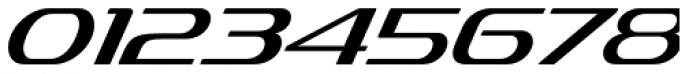 Sofachrome Light Italic Font OTHER CHARS