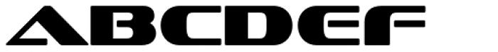 Sofachrome Regular Font UPPERCASE