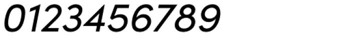 Sofia Pro Italic Font OTHER CHARS