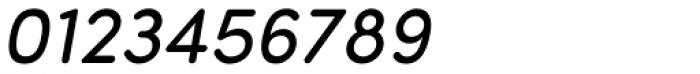 Sofia Pro Soft Italic Font OTHER CHARS
