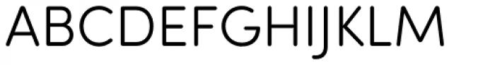 Sofia Pro Soft Light Font UPPERCASE