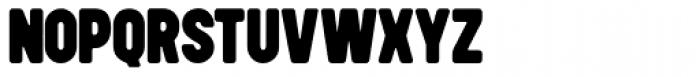 Soft Rock Font UPPERCASE