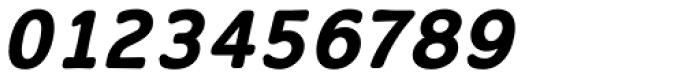 Soft Sans Bold Italic Font OTHER CHARS