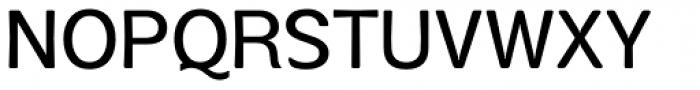 Soft Sans Font UPPERCASE