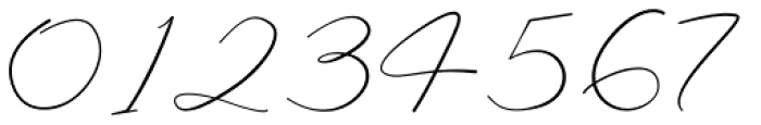 Soft Whisperings Calligraphic Regular Font OTHER CHARS