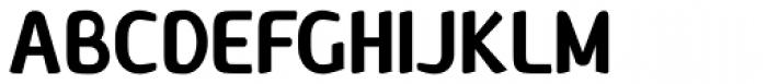 Sogu Font UPPERCASE